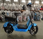 Two seater mini city coco electric ebike scooter